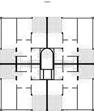Terzo piano Residenza Leonardo