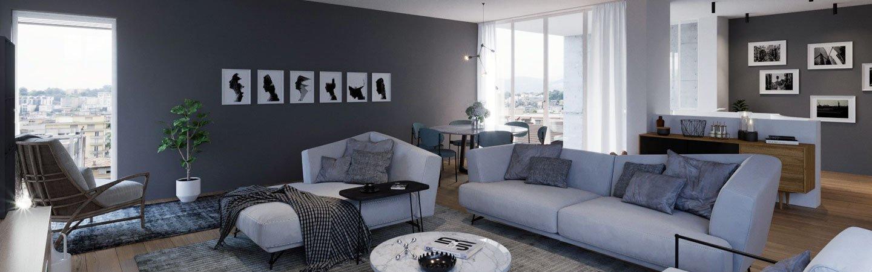 Interno appartamento Residenza Leonardo